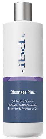 Odtłuszczacz do paznokci - IBD Cleanser Plus — фото N3