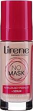 Kup Nawilżający podkład-serum do twarzy - Lirene No Mask Moisturizing Foundation + Serum