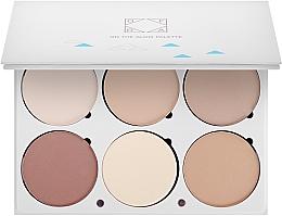Kup Paleta podkładów do twarzy - Ofra Professional Foundation Palette Multicolor