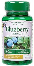 Kup Ekstrakt z borówki w tabletkach - Nature's Garden Blueberry Extract