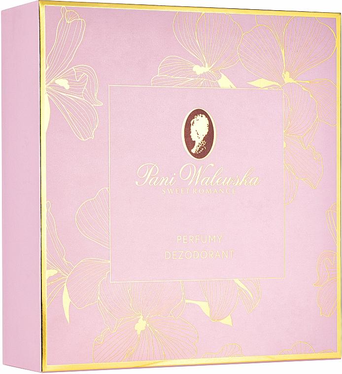 Pani Walewska Sweet Romance - Zestaw (parfum 30 ml + deo 90 ml)