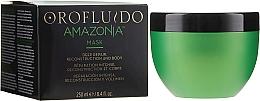 Kup Regenerująca maska do włosów - Orofluido Amazonia Mask
