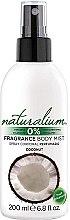 Kup Mgiełka do ciała Kokos - Naturalium Body Mist Coconut
