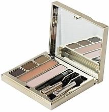 Paleta do makijażu brwi - Clarins Perfect Eyes & Brows Palette — фото N2