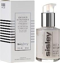 Kup Preparat rewitalizujący i nawilżający do wszystkich rodzajów skóry - Sisley Emulsion Ecologique Ecological Compound