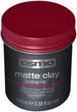 Kup Glina-wosk mocno utrwalająca włosy - Osmo Matte Clay Extreme
