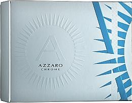 Kup Azzaro Chrome - Zestaw (edt/50ml + deo/75ml)