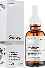 Kup Serum do twarzy z retinolem 0,2% w skwalanie - The Ordinary Retinoids Retinol 0.2% In Squalane