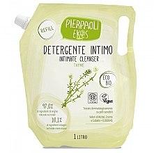 Kup Antybakteryjne mydło do higieny intymnej z ekstraktem z tymianku - Ekos Personal Care Thyme Intimate Cleanser (wymienny wkład)