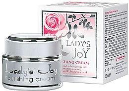 Kup Odżywczy krem kojący podrażnienia - Bulgarian Rose Lady's Joy Nourishing Cream