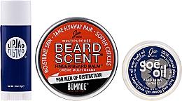 Kup Zestaw - Jao Brand Suave Salve Pak (beard/balm/18g + b/oil/6.5gr + lip/balm/5gr)