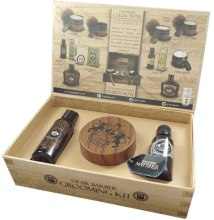 Kup Zestaw - Dear Barber Style & Go Mattifier Kit (shmp/50ml + edt/30ml + paste/100ml)