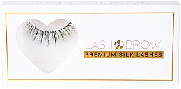 Kup Sztuczne rzęsy - Lash Brow Premium Silk Lashes Natural Glam
