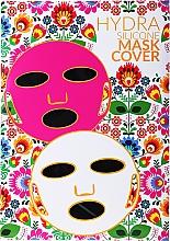 Kup Silikonowa osłonka do maski na twarz, czarna - Hydra Silicone Mask Cover