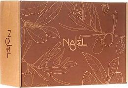 Kup Zestaw podarunkowy dla mężczyzny - Najel For Him Special Set (soap 100 g + deo 90 g + oil 125 ml + soap/dish)