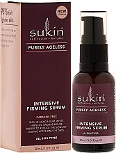 Kup PRZECENA! Intensywne serum ujędrniające do twarzy - Sukin Purely Ageless Firming Serum *