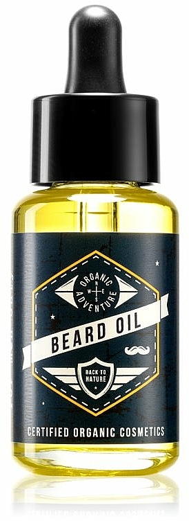 Olejek do brody - Benecos For Men Only Beard Oil — фото N1