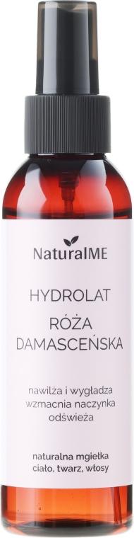 Hydrolat Róża damasceńska - NaturalME