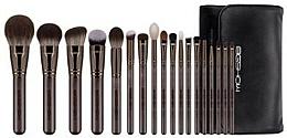 Kup Zestaw pędzli do makijażu - Eigshow Beauty Magician Brush Kit Lucky Coffee