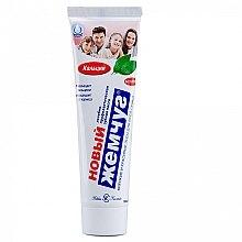 Kup Pasta do zębów z wapniem - Novyj zhemchug