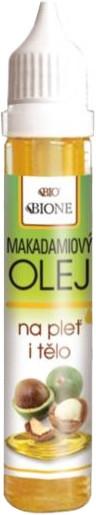 Olej makadamia do twarzy i ciała - Bione Cosmetics Macadamia Face and Body Oil