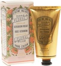 Kup Krem do rąk Róża i gerania - Panier Des Sens Hand Cream Absolute Rose Geranium