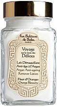 Kup Mleczko do demakijażu z ekstraktem z kwiatu pomarańczy - La Sultane De Saba Bio Argan & Orange Blossom Anti-Ageing Remover Lotion