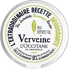 Kup Dezodorant w kremie Werbena - L'Occitane Verbena Deodorant
