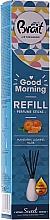 Kup Dyfuzor zapachowy Mandarynka, piżmo i jaśmin - Brait Home Sweet Home Good Morning (wymienny wkład)