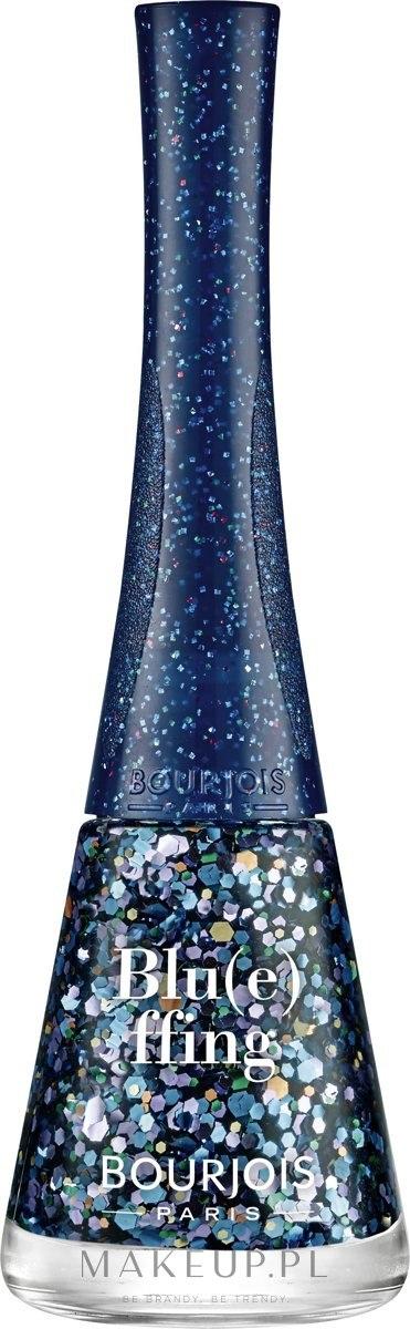 Lakier do paznokci - Bourjois 1 Seconde Nail — фото 01 - Blu E Ffing