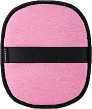 Kup Gąbka peelingująca do ciała, różowa, Nudy & Shy - Makeup Exfoliating Washcloth