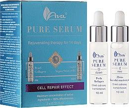 Kup Ekspresowa 14-dniowa kuracja odmładzająca - AVA Laboratorium Pure Serum Efekt odnowy komórkowej