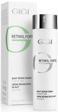 Kup Odbudowujący krem do twarzy na noc - Gigi Retinol Forte Night Rerair Cream