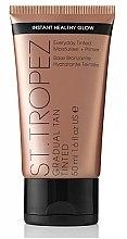 Kup Baza pod makijaż z efektem stopniowego opalania - St. Tropez Gradual Tan Everyday Tinted Moisturiser + Primer