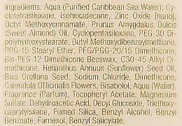 Przeciwsłoneczny balsam do ciała - Ligne St Barth Sunscreen Lotion SPF 15 — фото N3