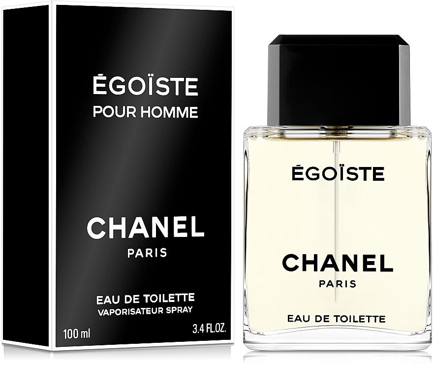 Chanel Ēgoïste - Woda toaletowa — фото N2