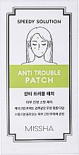 Kup Oczyszczające plasterki na problemy skórne - Missha Speedy Solution Anti Trouble
