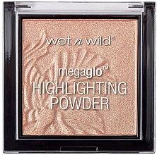 Kup Rozświetlacz do twarzy - Wet N Wild MegaGlo Highlighting Powder