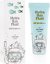 Kup Fluid przeciwsłoneczny do twarzy SPF 50+ PA++++ - Village 11 Factory Hydra Sun Fluid