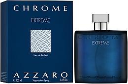 Azzaro Chrome Extreme - Woda perfumowana — фото N2