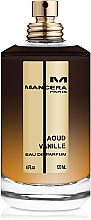 Kup Mancera Aoud Vanille - Woda perfumowana (tester bez nakrętki)