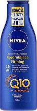Kup Ujędrniające mleczko do ciała - Nivea Q10 + Vitamin C Body Lotion