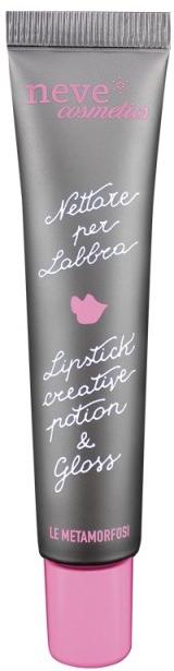 Wielozadaniowy nektar do ust - Neve Cosmetics Lipstick Creative Potion & Gloss — фото N1
