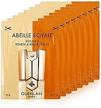Zestaw - Guerlain Abeille Royale (eye/cr/15ml + lot/15ml + d/cr/7ml + ser/8x0,6ml) — фото N6