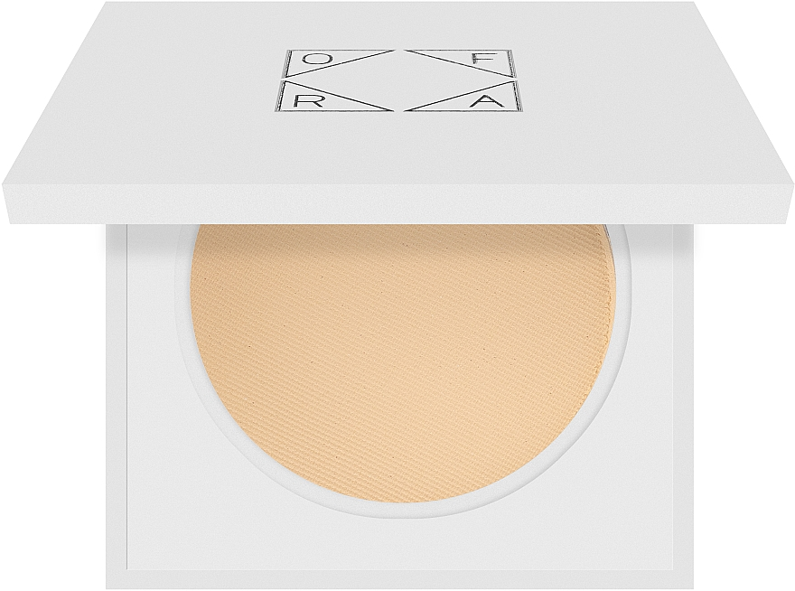 Bananowy puder do twarzy - Ofra Pressed Banana Powder — фото N1
