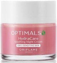 Kup Nawilżający krem na noc do skóry suchej i wrażliwej - Oriflame Optimals Hydra Care