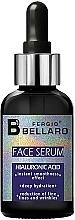 Kup Głęboko nawilżające serum do twarzy z kwasem hialuronowym - Fergio Bellaro Face Serum Hyaluronic Acid