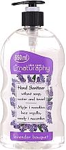 Kup Żel do dezynfekcji rąk Lawenda - Bluxcosmetics Naturaphy Alcohol Hand Sanitizer With Lavender Fragrance