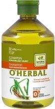 Kup Szampon z ekstraktem z korzenia tataraku wzmacniający włosy - O'Herbal