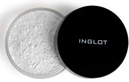 Kup Sypki puder matujący - Inglot Mattifying Loose Powder
